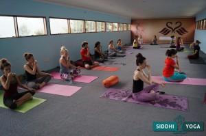 Pranayama Siddhi Yoga