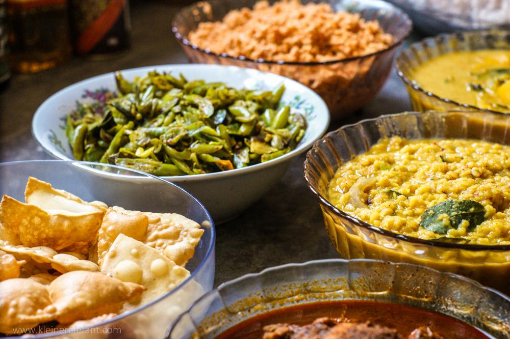 Sri Lankas Küche: Scharf und fettig