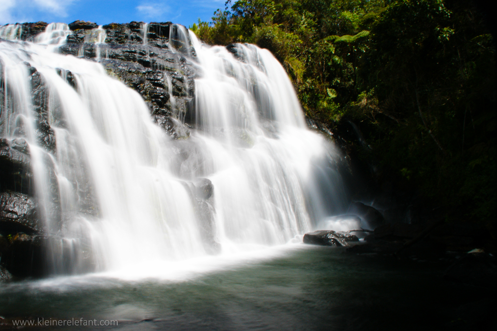 Baker's Falls