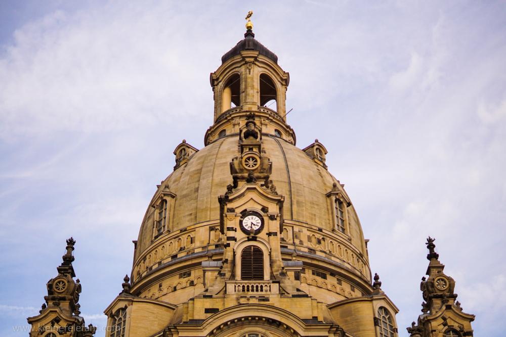 Dresden Altstadt Frauenkirche Spitze