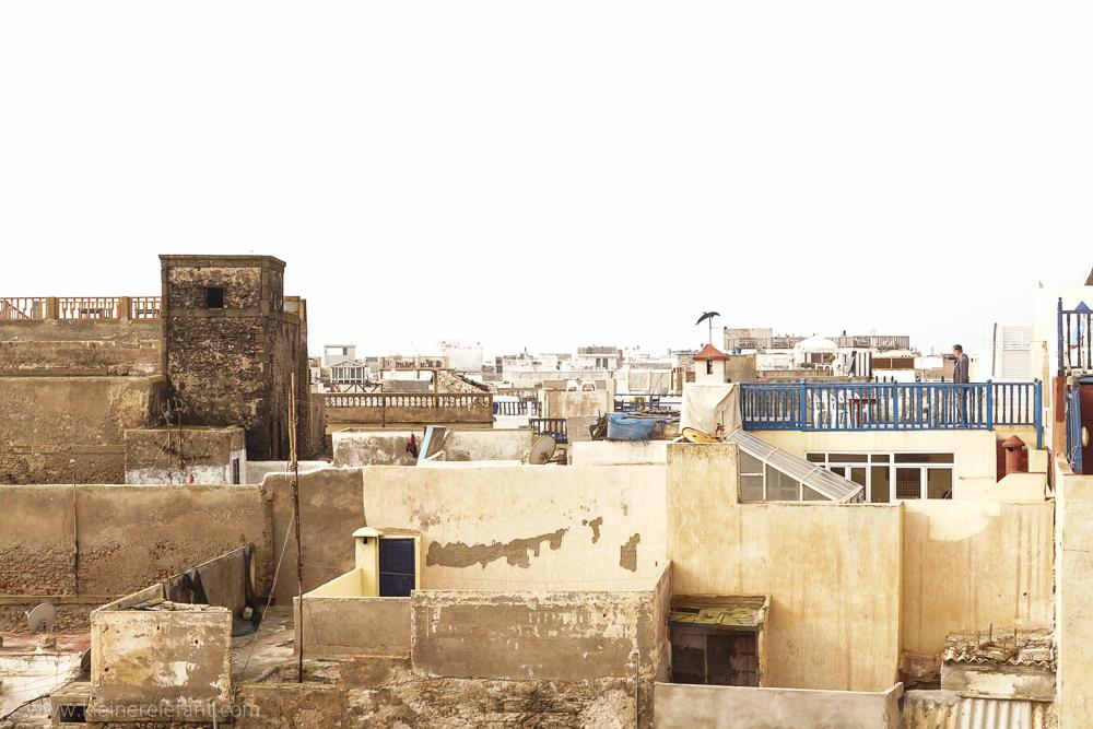 Dächer über Essaouira