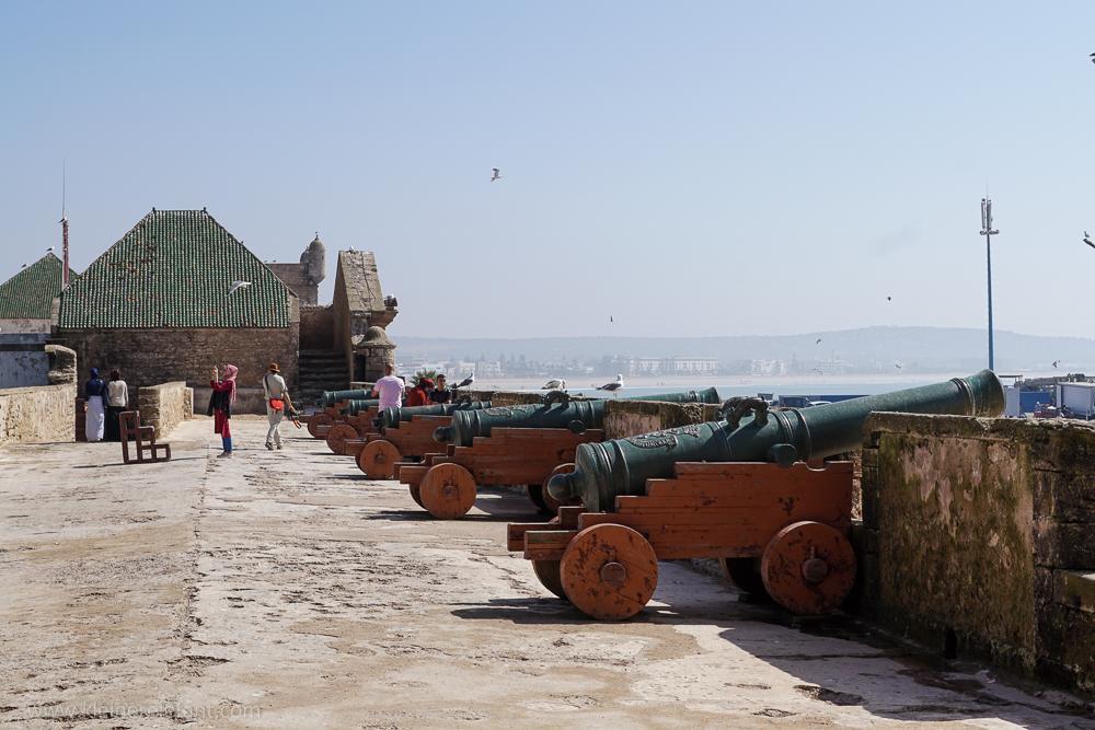 Scala de Kasbah Essaouira