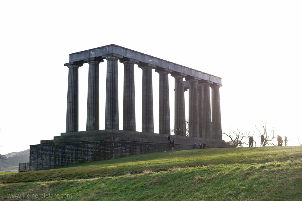 Calton Hill National Monument