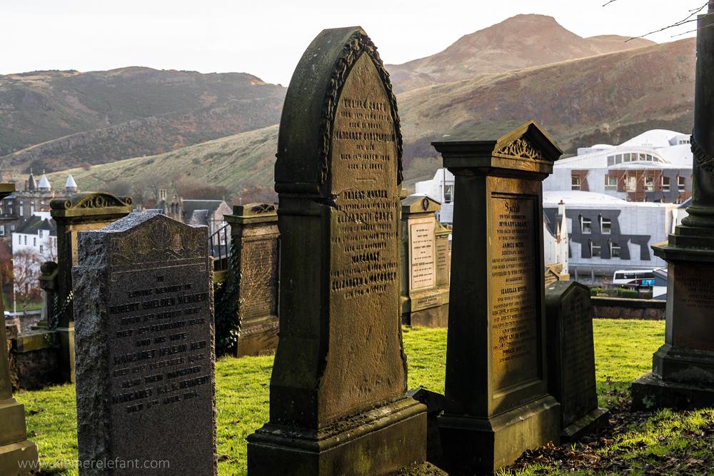 Old Calton Burial Ground