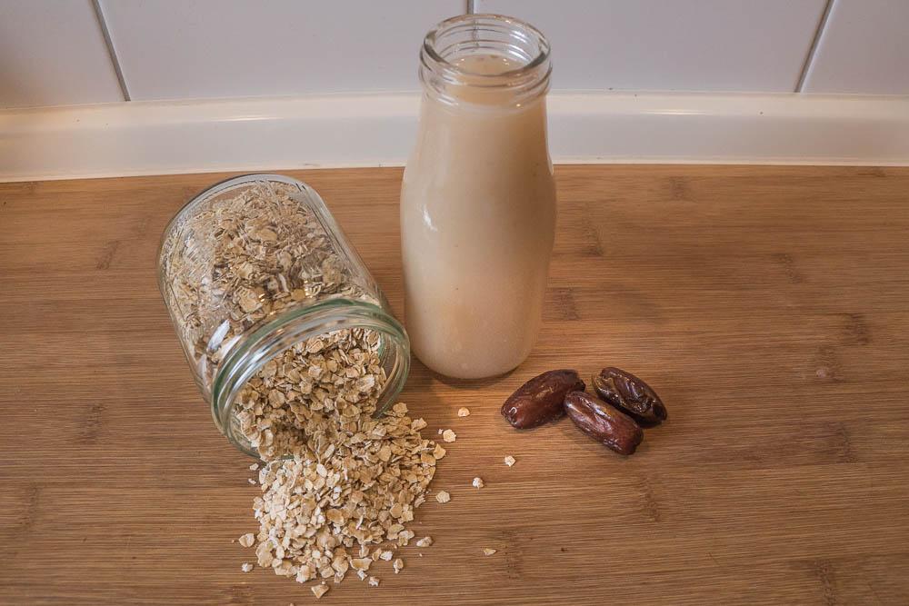 Hafermilch selber machen Rezept