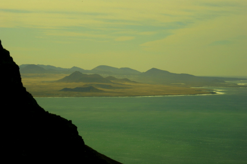 Spektakuläre Aussicht vom Mirador de Guinate.