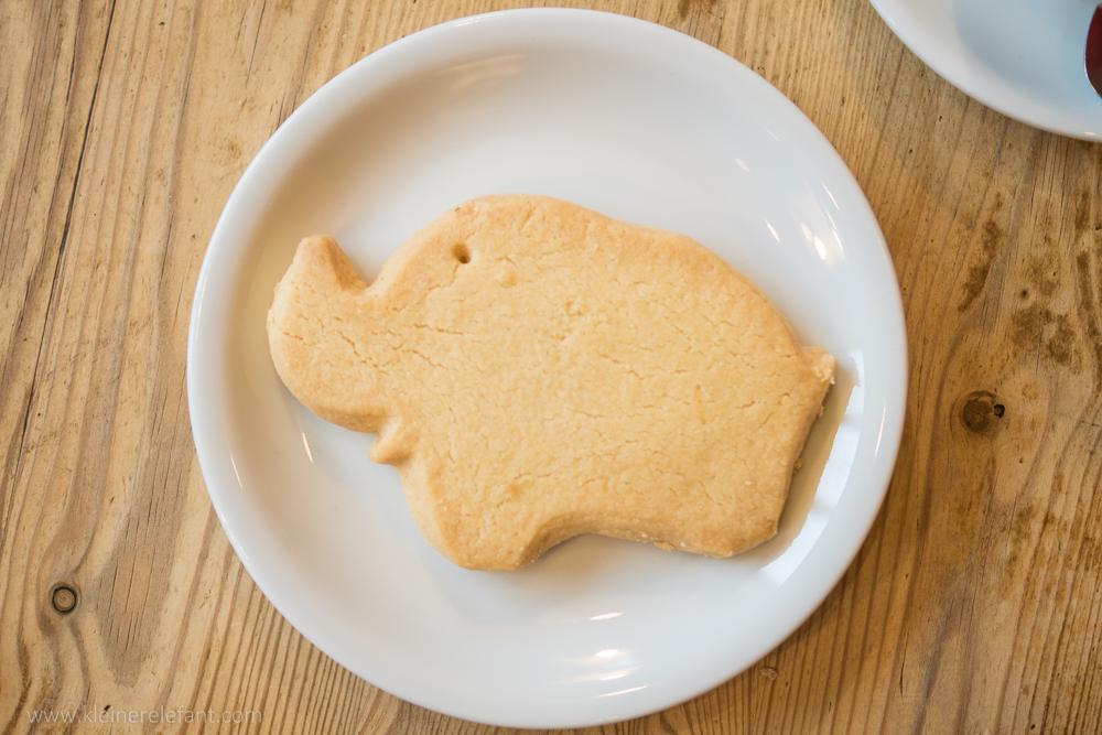 Elephant Cookies im Elephant House