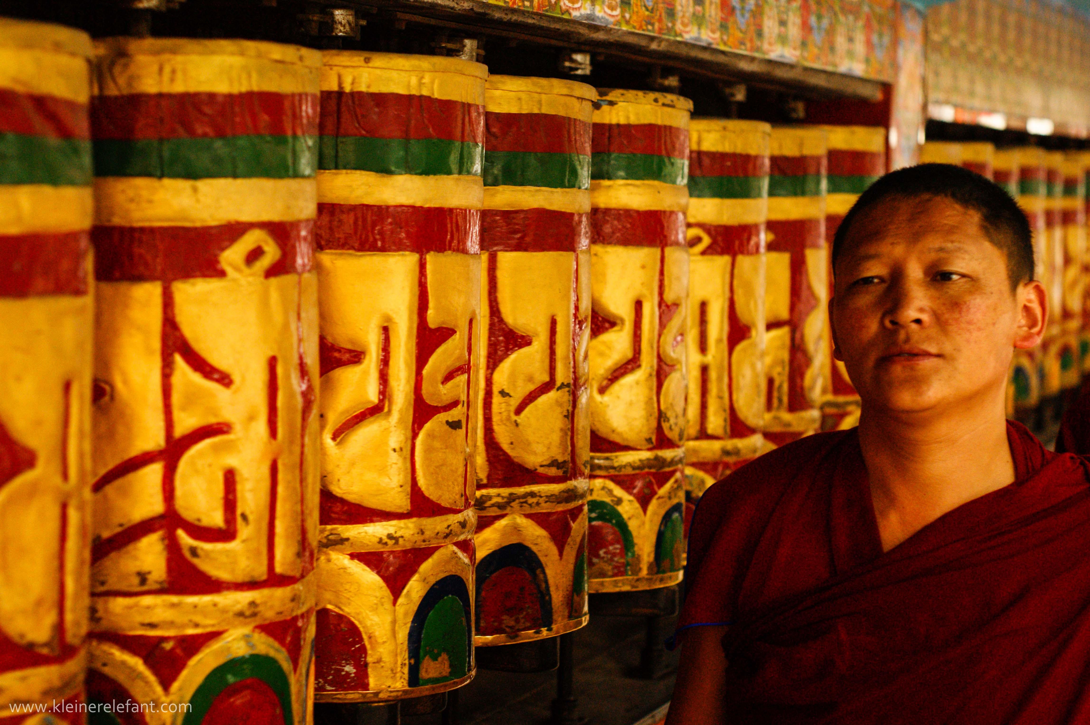 Mönch Dharamsala