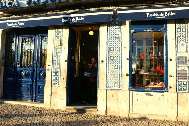 In diesem Café gibt es die leckersten Törtchen der Welt.