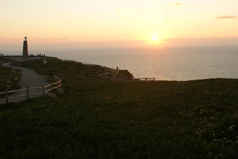 Aussicht Cabo da Roca