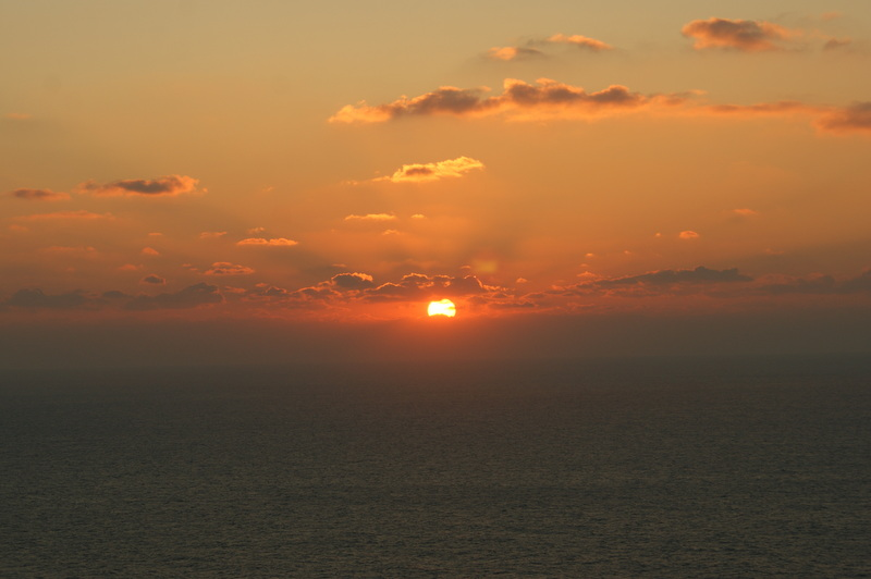 Schönes Licht Cabo da Roca.