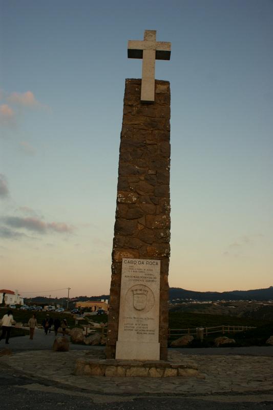 Tafel Cabo da Roca.