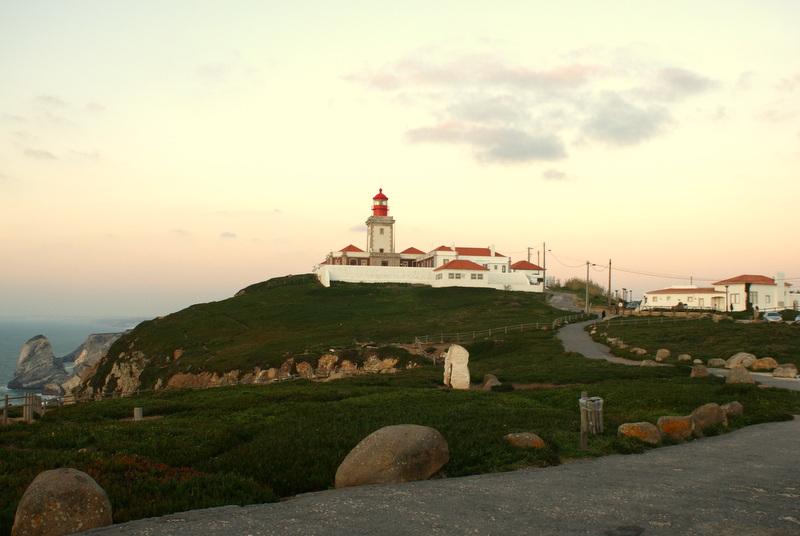 Cabo da Roca im Abendlicht.