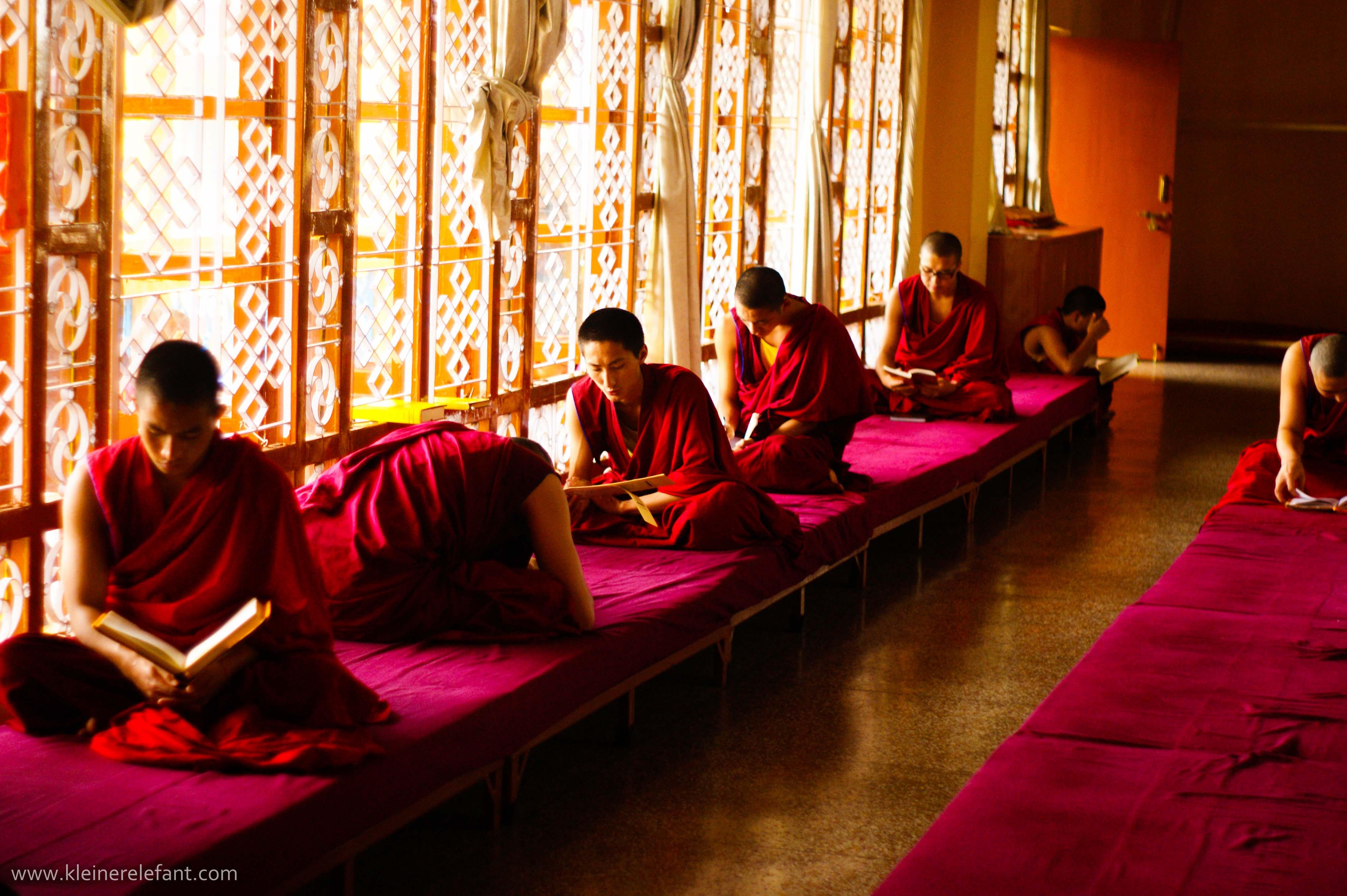 Mönche Dharamsala