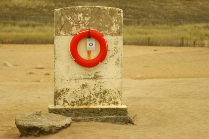 Rettungsring Port Rhu