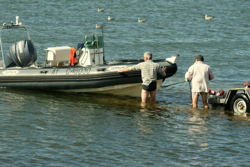 Boote Männer Portivy