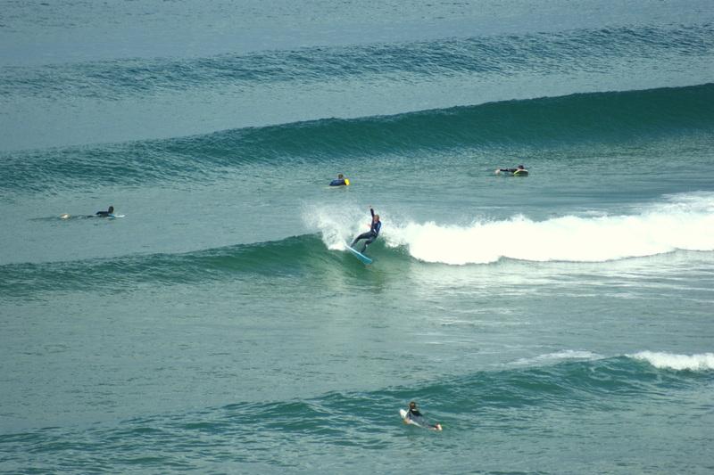 Surfen in Crozon