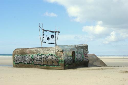 Bunker in la Torche
