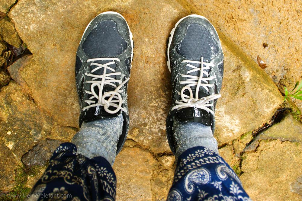 Hose in die Socken, Salz auf den Schuhen: Es kann losgehen!