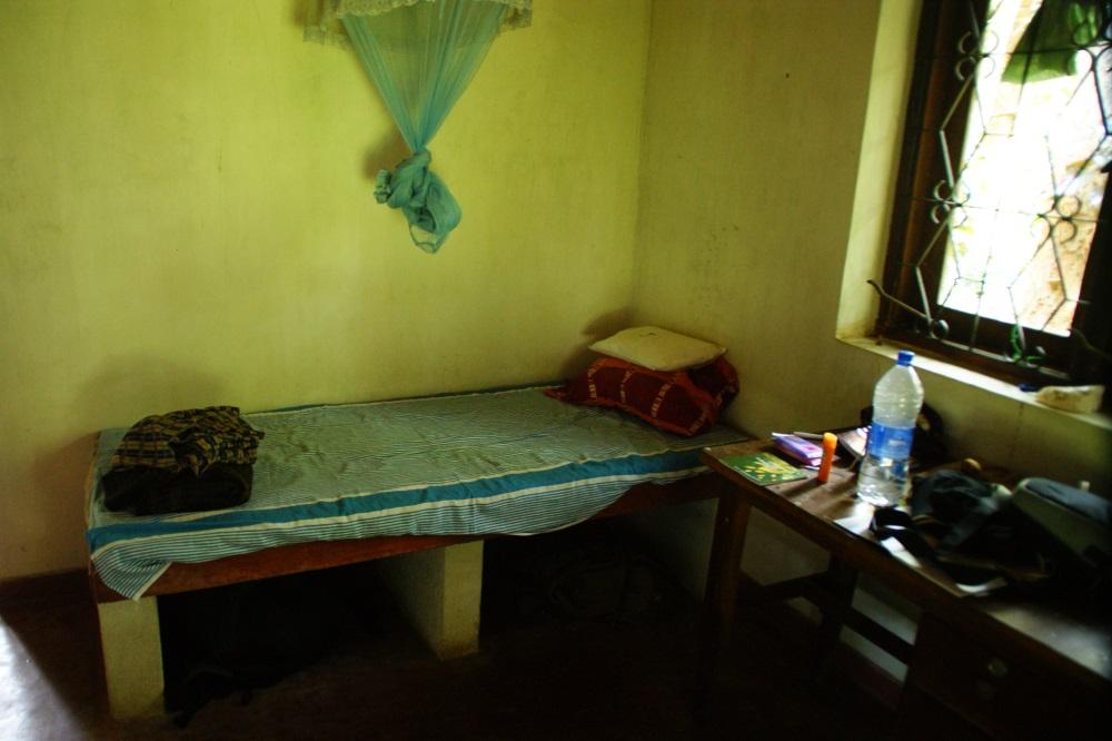 Nilambe Meditationszentrum Sri Lanka