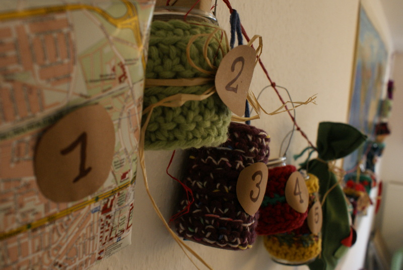 Upcycling Advent