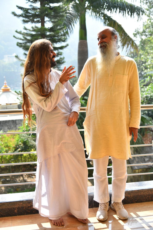 Yogalehrer in Rishikesh