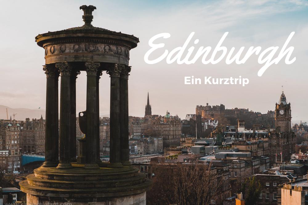 Edinburgh Reisetipps