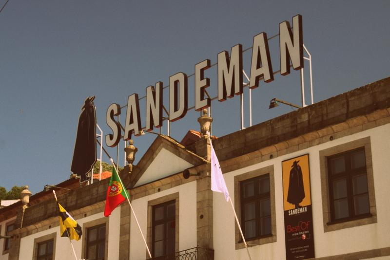 Sandeman Portweinhaus