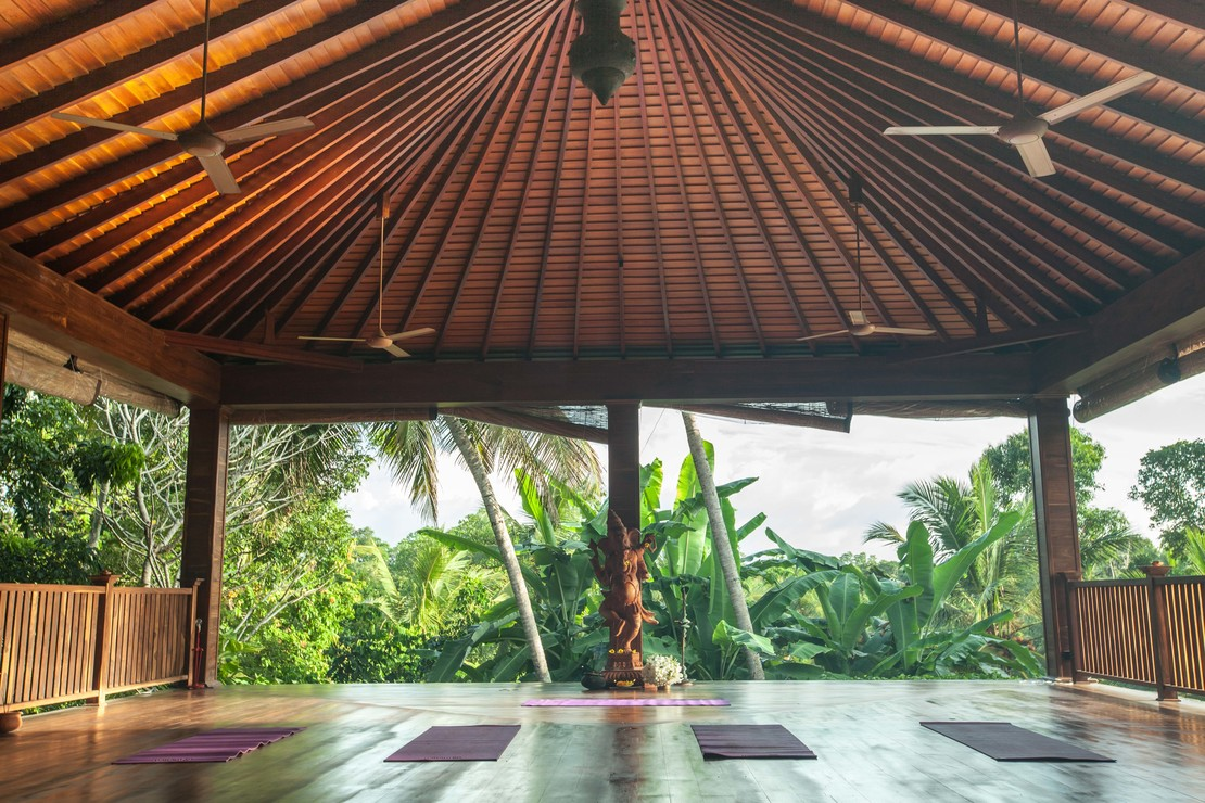 Sri Yoga Shala in Sri Lanka