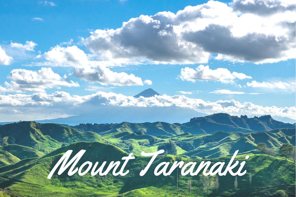 Mount Taranaki Titelbild