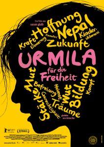 Urmila - Für die Freiheit Filmplakat