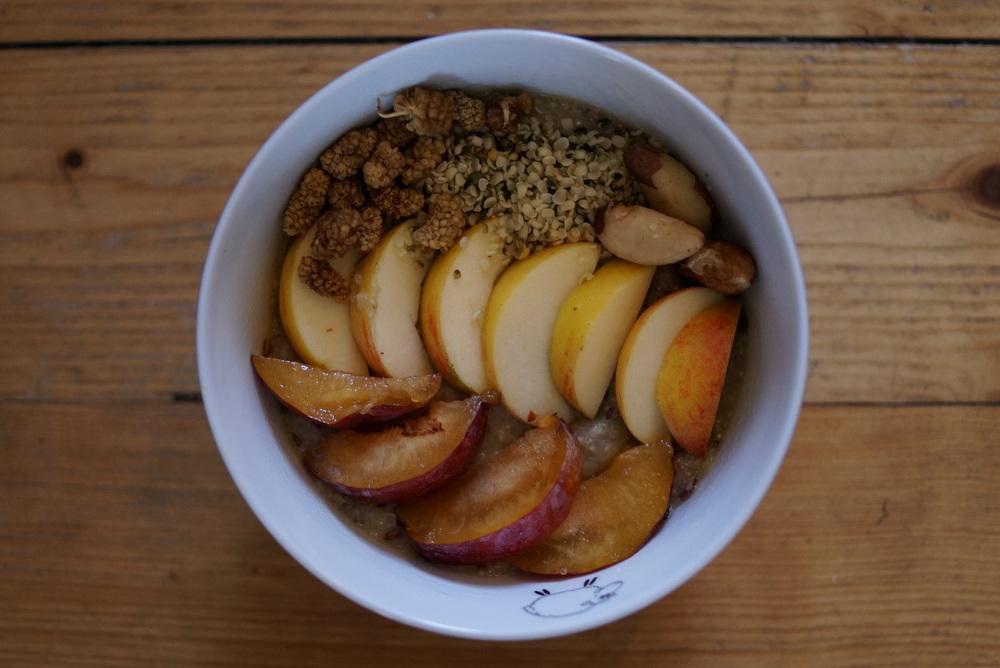 Black Sense Quinoa Porridge