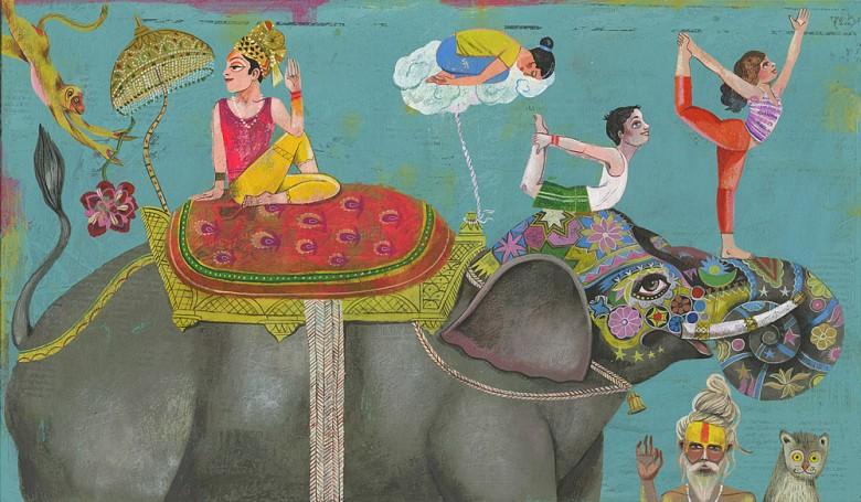 Yoga Elefant